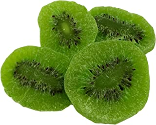 NUTS U.S. - Dried Kiwi Slices, Sweet, Dehydrated, Fruit Snacks In Resealable Bag!!! (3 LBS)