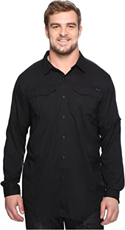 Big and Tall Silver Ridge Lite Long Sleeve Shirt