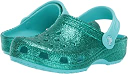 Classic Glitter Clog (Toddler/Little Kid)