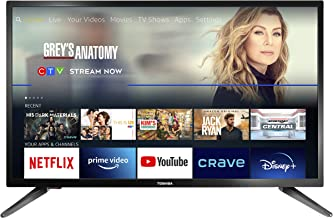 Toshiba 32-inch 720p HD Smart LED TV - Fire TV Edition - Released 2020