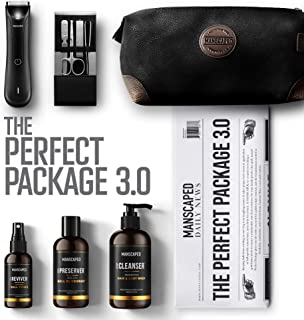 MANSCAPED Perfect Package 3.0 Kit Contains: The Lawn...