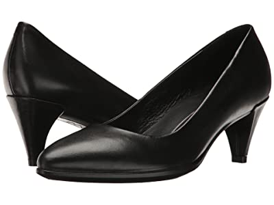 ECCO Shape 45 Sleek Pump (Black) Women