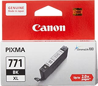 Canon BJ Cartridge CLI-771 BK XL, Black