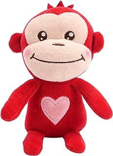 Hallmark Plush Valentine's Mini Monkey, Boy