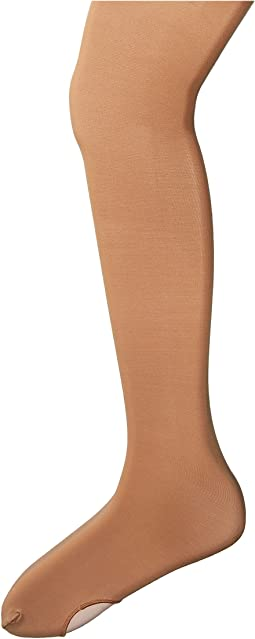 Bloch Kids Contoursoft Adaptoe Tights (Toddler/Little Kids/Big Kids)