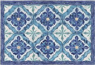 """Liora Manne ILU34330304 Illusions Madrid Indoor Outdoor Washable Area Rug, 2'5"""" x 4'1"""""""