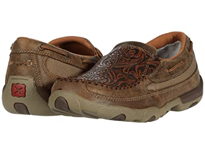 Twisted X WDMS018 (Bomber/Tooled) Women