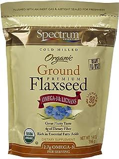 Spectrum Ground Flaxseed - 14 oz
