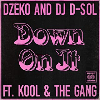 Down On It (feat. Kool & The Gang)