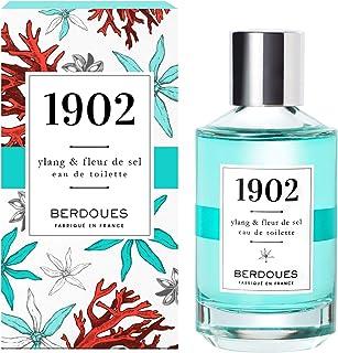 1902 Ylang & Fleur de Sel Eau De Toilette Spray By Berdoues 100 ml Eau De Toilette Spray For Women and Men