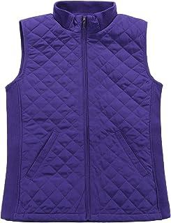 SOL/'s Ladies Padded Showerproof Body Warmer Gilet Sleeveless Vest Thermal Boost