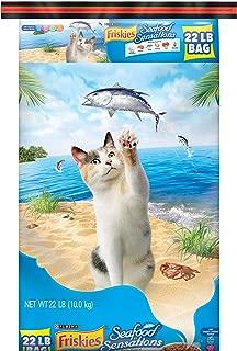 Purina Friskies Seafood Sensations Adult Dry Cat Food