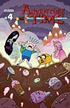 Adventure: Time Vol 4 - Fantasy Graphic Novel Comic For Kid, Children , Teenager , Adults Reader