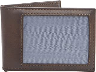 Men's RFID Security Blocking Slim Front Pocket Wallet