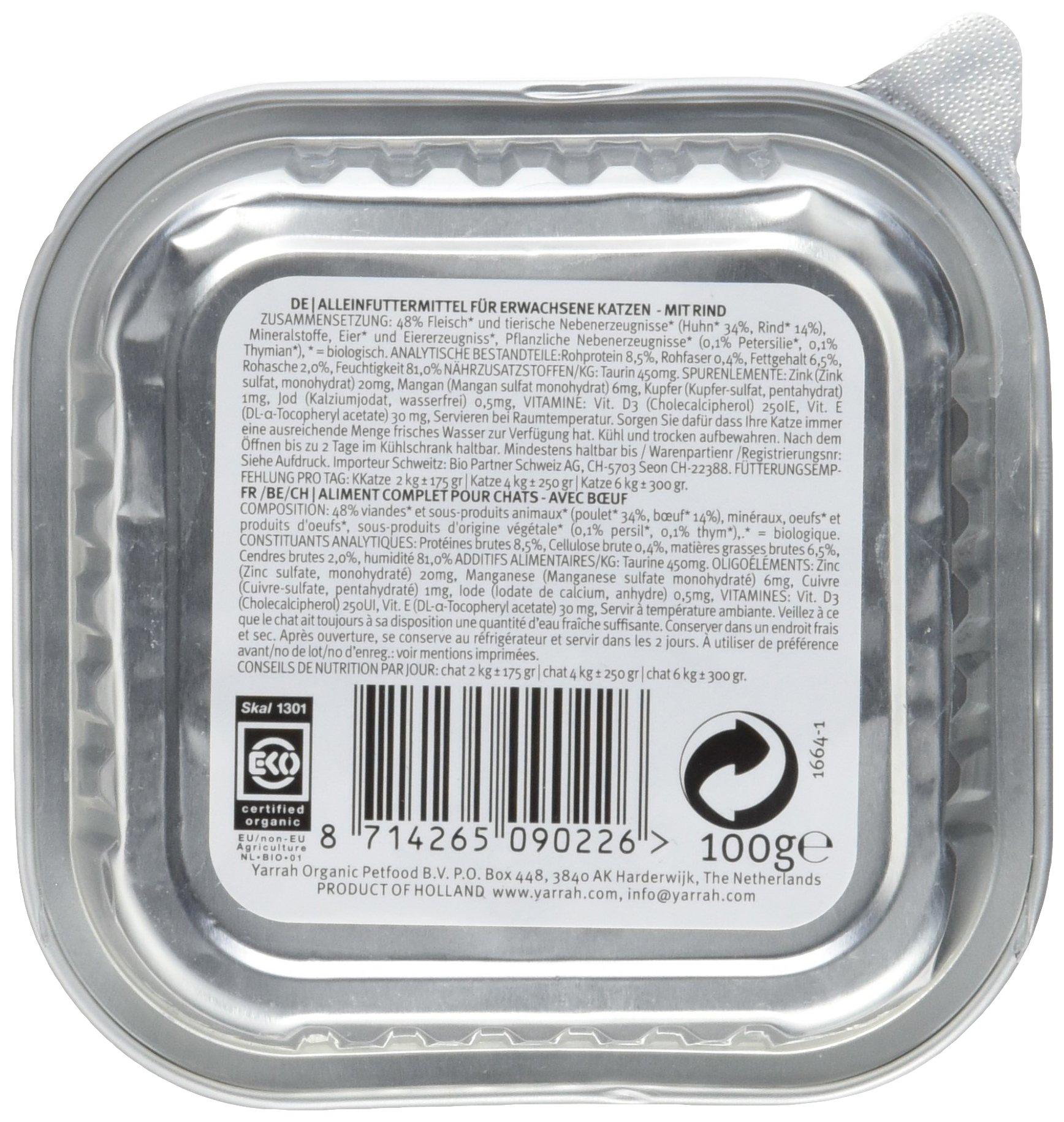 Yarrah bröckchen, 16 Unidades (16 x 0.1 KG): Amazon.es: Productos ...