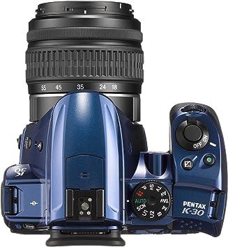 Pentax K 30 Slr Kamera 3 Zoll Mit 18 55mm Wr Objektiv Kamera