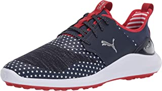 PUMA Men's Ignite Nxt Lace Patriot Pack Golf Shoe