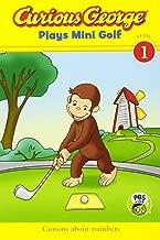 Curious George Plays Mini Golf (CGTV Reader)