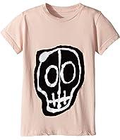 Nununu Skull Mask Patch T-Shirt (Infant/Toddler/Little Kids)