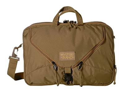 Mystery Ranch 3 Way (Coyote) Briefcase Bags