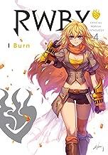 RWBY: Official Manga Anthology, Vol. 4: Burn (4)
