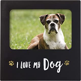 Kate & Milo Sentiment Picture Frame, The Perfect Gift For Any Pet Owner, Great Fathers Day Gift for Dad from Pet