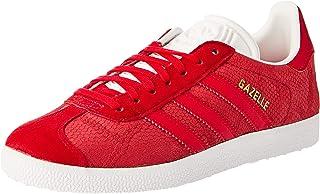 Adidas Gazelle Rouge Femme 2