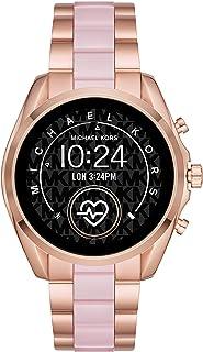 Michael Kors Access Gen 5 Bradshaw Smartwatch- Powered with