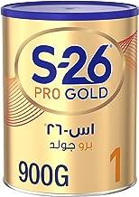 Wyeth Nutrition S26 Pro Gold Stage 1, 0-6 Months Premium Starter Infant Formula 900g