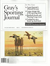 GRAY'S SPORTING JOURNAL, NOV/DEC, 2012 (SPANISH IBEX IN THE BECEITE MOUNTAIN