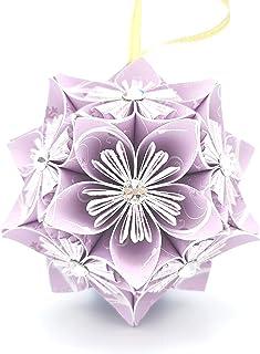 Palla di Natale originale impreziosita con cristalli Swarovski® - idea regalo - decorazione per l'albero - Fatto a mano di...