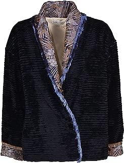 FORTE FORTE Luxury Fashion Womens 6504MYCOAT5012 Black Cardigan   Fall Winter 19