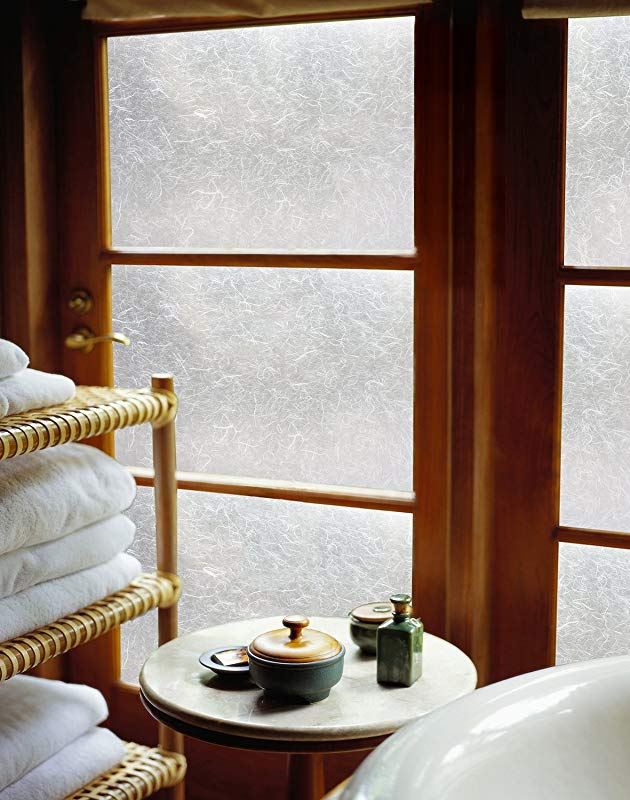 ARTSCAPE Rice Paper 36 In X 72 In Window Film 36 By 72 Frosted