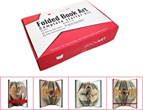 Best folded book art pattern Reviews