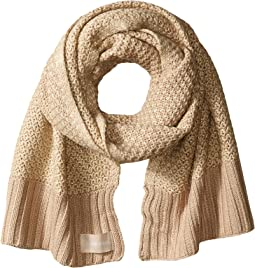 Textured Lurex Scarf