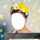 Foto di acconciatura di fiori