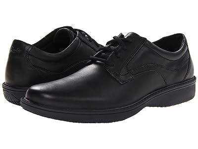 Clarks Wader Pure (Black Leather) Men