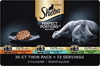Sheba Perfect PORTIONS Cuts in Gravy Entrée Wet Cat Food