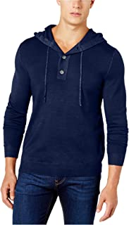 Men's Merino Wool Hooded Sweater