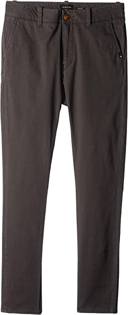 Quiksilver Kids - Krandy Chino Pants (Big Kids)