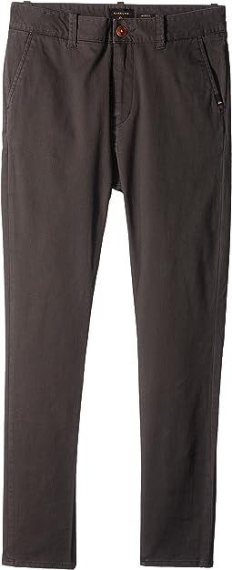 Quiksilver Kids Krandy Chino Pants (Big Kids)