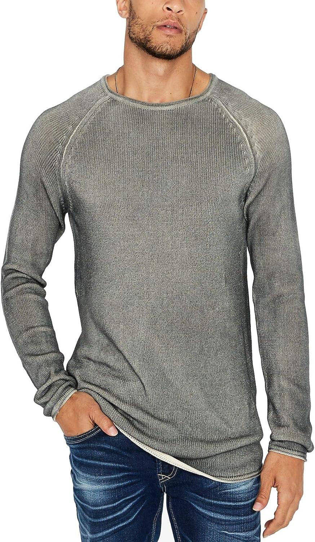 Buffalo David Bitton Mens Walong Pullover Sweater