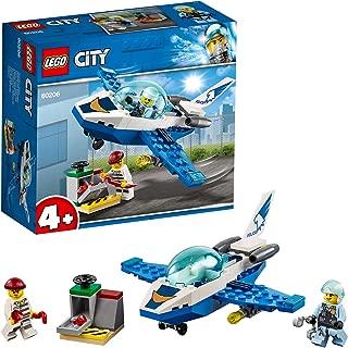 Lego Sky Police Jet Patrol (Multi Color 60206)