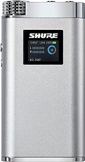 SHURE ヘッドホンアンプ SHA900 ポータブル ハイレゾ対応 SHA900J-P 【国内正規品】