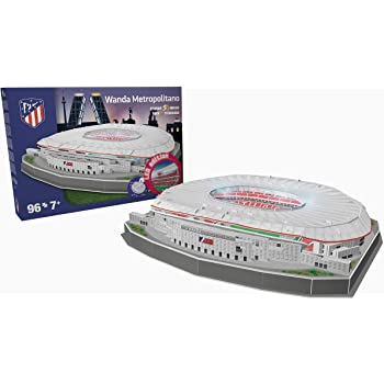 NANOSTAD Estadio Wanda Metropolitano (Club Atletico de Madrid ...