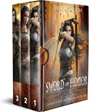 Queen of Skye and Shadow complete box set : Queen of Skye and Shadow Omnibus books 1-3