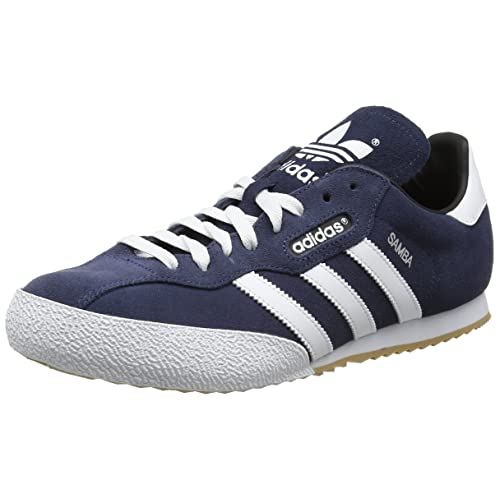 brand new b9ffc cba82 adidas Mens Sam Super Suede Fitness Shoes