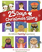25 Days of the Christmas Story: An Advent Family Experience