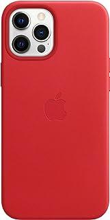Apple Leren hoesje met MagSafe (voor iPhone 12 Pro Max) - (PRODUCT) RED