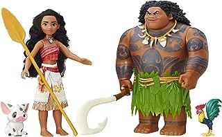 Best moana and maui dolls Reviews